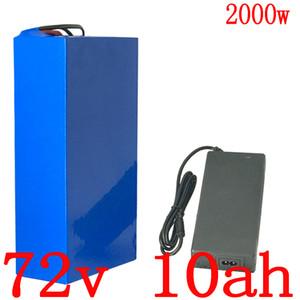 72V batteria 10AH bicicletta elettrica batttery 10Ah litio ioni 1000W 1500W 2000W motorino