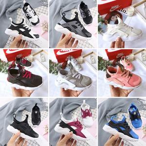 Nike air huarache Big Kids Huarache Run Ultra 4 кроссовки для маленьких мальчиков Huaraches Кроссовки для малышей Девочки Hurache Спортивная обувь Дети Huraches Trainer Boy