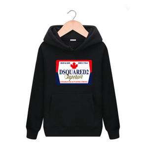 19SS Kanada Frauen Männer Designer Pullover mit Kapuze Bruder Italien Marke 8DSQ2 Jacke Luxus casualDsquared2 Kleidung Hip-Hop Hoodie
