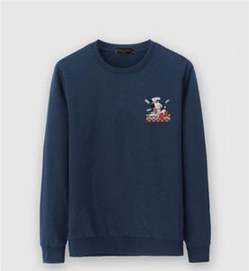 Leisure Brand Hoodie Mens Hoodies Sweatshirts Stripes Designer Hoodie Fashion Tide Luxury Mens Clothing Hooded Printed 4 Color #4130