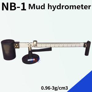 Densitômetro de lama Densitômetro escala de lama: 0.96-3G / cm3 Precisão de medição: 0.01g / cm3
