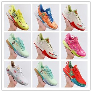2020 new arrival kids Mamba Focus EP Sports Basketball Shoes For High Quality Boys girls Popular Sports Sneakers