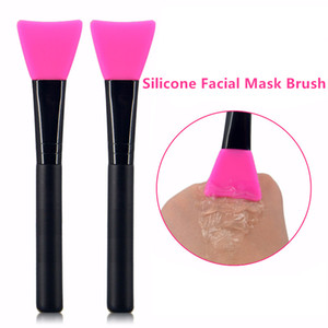 Professional Makeup Brush Silicone Facial Mask Brush Cream Mixing Silicone Brush Face Skin Care Tools Makeup Tools