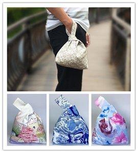 9styles pochette striscia leopardo delle donne partito spiaggia viaggio all'aperto borsa donna moda cerniera polso borsa stampa leopardo FFA2035