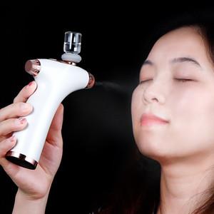 Mini Airbrush Spray Gun Set Compressor Portable Air Brush Sprayer Skin Care Water Oxygen Injection Tattoos Nail Art Cake Sprayer