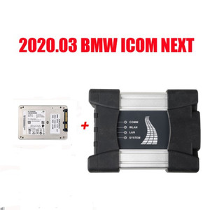 2.020,03 versión Wi-Fi para BMW ICOM SIGUIENTE A + B + C La más nueva versión del ICOM A2 con el software SSD para el explorador de diagnóstico de BMW
