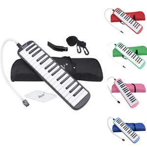 32 Piano Keys Melodica Musical Education Instrument for Beginner Kids Children Gift with Carrying Bag