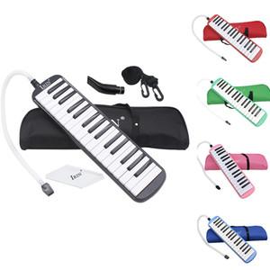 32 tasti di pianoforte Strumento Istruzione Melodica musicale per principianti bambini regalo dei bambini con il sacchetto di trasporto