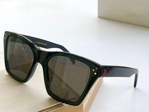 4S090 النظارات الشمسية الشعبية للنساء القط العين بلون كامل الإطار أعلى جودة الأزياء adumbral النظارات الشمسية uv حماية عدسة حمللة تأتي مع مربع