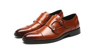 2019New varış erkek Ayakkabıları PU Deri Rahat Sürüş Oxfords Flats Ayakkabı Erkek Loafer'lar Moccasins Erkekler için İtalyan Ayakkabı EUR37-46