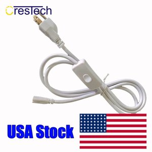 Lemeng T5 T8 LED Lamp connecting wire 50cm integrated tube cable linkable cords