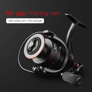 Hemer GS2000-7000 Metal Spinning Reel Рыбалка отсадки Reel Saltwater Пресноводные 13BB сиденье Ocean Boat Fishing Reel поток Карп