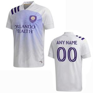 2020 2021 Orlando City SC Futebol DWYER MUELLER NANI MLS homens 20 21 de futebol uma camisa crianças