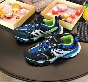 Drei Generation Outdoor-Konzept Schuhe Männer Frauen Old Daddy Casual Schuhe Lace-Up Mesh Upper Strike 205 Sneaker