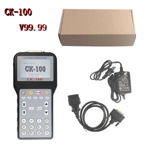 CK100 CK100 V46.02 / V99.99 programmatore chiave auto SBB Versione Aggiornamento Con 1024 Gettoni Multi-lingue