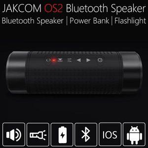 Vendita JAKCOM OS2 Outdoor Wireless Speaker Hot in Diffusori da scaffale come Kingshine nicho de Parede Q7 telefono orologio intelligente
