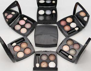 Frete grátis ! Os recém-chegados hot Maquiagem Eyes Mineralize 4 Cores Paleta de sombra de olho! 2g (6 pçs / lote