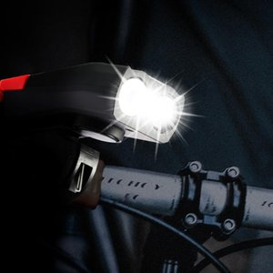800 LM Bicycle Front Light USB Rechargeable T6 LED Head Light with Horn Bell 4000mAh Smart Induction Bike Lamp Cycle