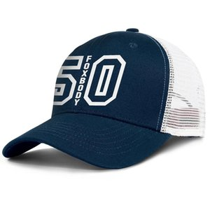 Foxbody Ford Mustang 50 logo mens and womens adjustable trucker meshcap designer fitted personalized best baseballhats Original ford 3D