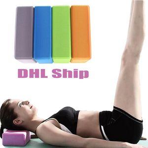 DHL Schiff 8 Farbe Waschbar High Density Floating Point Fitness Gym Übungen Ungiftiger EVA Ultra Leichtschaum FY4060