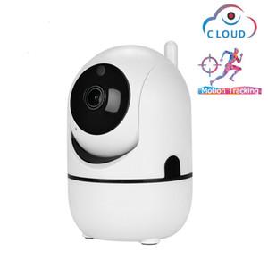 HD 1080P облачное беспроводное IP-камеру интеллектуальное автоматическое отслеживание человеческого домашнего видеонаблюдения камера видеонаблюдения WiFi