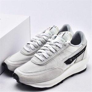 Nike x Sacai x Dior 2020 Shoes nova alta qualidade Marca homens das mulheres das sapatilhas dos homens Wmns Vista Lite Formadores Correr Desporto sapatos tamanho Novos Sapatos Masc