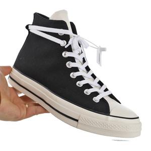 Hot FOG 19 mandrini '70 Tayl Uomini Donne Canvasse Scarpe da ginnastica alte in Paura e Dio Essentian scarpe da tennis casuali addestratori di sport skate-board