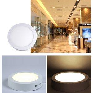 Fábrica de atacado 12/06 / 18 / Lâmpada Painel de 24W Led AC85-265V luz de teto 2835 Surface-montado Spotlight LED para Corredor Corredor Hotel