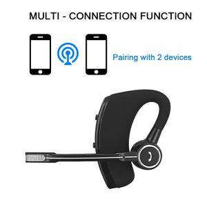 V8 V8S Bluetooth Headset V4.1 Freisprecheinrichtung mit Mikrofon Wireless Headset Bluetooth Headset für Smartphone Xiaomi Samsung Auto Bluetooth Earp