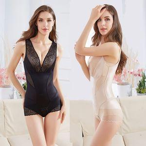Beauty G sheath jumpsuit women's abdomen hip lift Body clothes body clothes up postpartum women L light slimming one-piece corset