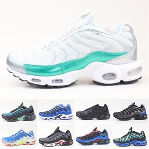 2020 Tn Plus GS CV CW Greedy SE OG CQ Decon Pack Mercuiales Running Shoes Kids Mens Women Trainers Chaussures Blue Fury Sport Sneakers