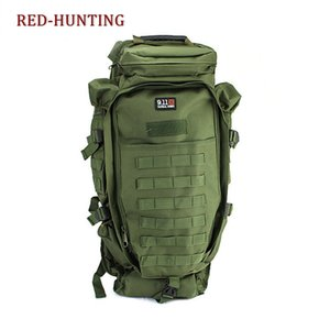 Outdoor Sports Tático Paintball Rifle M4 Carbine Shot Gun Bag Hunting Rifle Gun Backpack Molle Hunting Bag