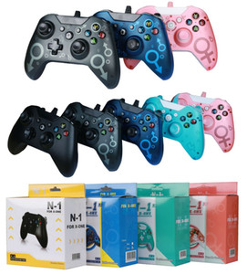 N-1 Controller For X-ONE USB Wired Game Controllers Joystick Gamepad Video Game Controller With Retail Package