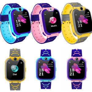 Naranja Niños Comprar reloj de cuarzo en línea para niños niñas lindo reloj # 498