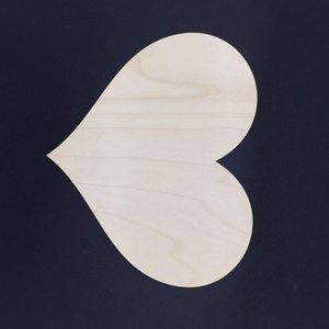 heart silhouette Laser Cut Out Wood Shape Craft Supply Unfinished Cut Art Projects Craft Decoration Gift Decoupage Ornamente