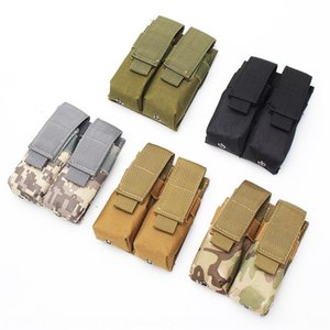 764Ba Camping Molle tactical accessories multifunctional portable flashlight hanging sports outdoorfans Flashlight Accessories small bag tac