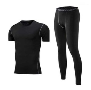 Quick Dry Spotrs Outdoor Kit Mens funzionamento di ginnastica e pallacanestro Tute Mens Designer Tute Mens Snug