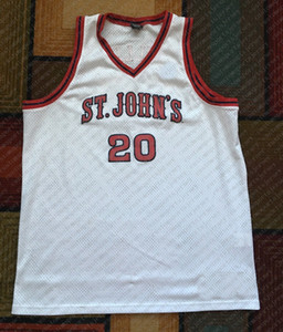 Cheap custom Retro 80s Chris MULLIN 1985 St JOHNS Red Storm SJU Basketball JERSEY Stitched Customize any number name MEN WOMEN YOUTH XS-5XL