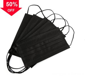 8MHJF fashion 15x18cm Box Packing Bags with hang hole for Disposable face K masks Retail Package Pouch