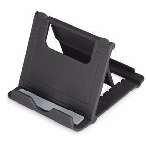 Foldstand universell einstellbar Telefon Schreibtisch Halter-Standplatz faltbare Halterung für iPhone iPad Samsung Tablet PC Smartphone Multi Farben