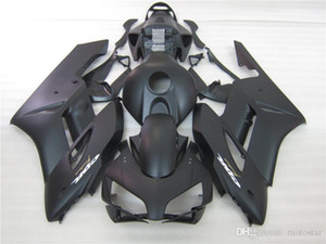 Original molding plastic fairing kit for Honda CBR1000RR 2004 2005 matte black fairings set CBR1000RR 04 05 OT10