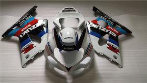 Bodys para Suzuki GSXR1000 1000 GSXR1000 00 01 02 Marco azul oscuro nueva 14HC.30 GSX R1000 K2 00 02 GSXR1000 kit de carenado 2000 2001 2002