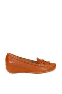 Pearl Genuine Leather Women Casual Shoes 120130003013