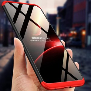 Case For Huawei Honor Play 8x Max 10 Lite Case 360 Protection 3 In 1 Matte Cover For Huawei Honor 10 Lite Phone Cases Coque