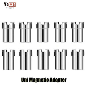 Authentic Yocan Uni Magnetic Replacement Magnet Anello Connettori Per UNI Vape Box Mod Battery 510 Atomizer Cartridge Genuine