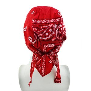 Print Costume Outdoor Daily Running Lightweight Cycling Polyester Biker Fashion Head Wrap