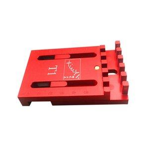 Tratamiento de la madera Profundidad lagunas Gauge regla de medición Línea de diente de sierra Regla Marcado herramienta de análisis Instrumentos de medición # T3