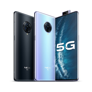 "Originale VIVO Nex 3S 5G LTE Mobile Phone RAM 8GB 256GB ROM Snapdragon 865 Octa core Android 6.89"" Phone 64.0MP NFC Fingerprint ID intelligente cellulare"