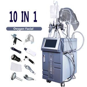 98% Pure hiperbárica de oxigênio Câmara Pele Facial Lightening Máquina Hiperbárica Oxigênio Terapia para clareamento da pele acne e rugas Remoção
