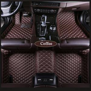Tapis de sol pour voiture ajustement Volkswagen Beetle CC Eos Golf Jetta Passat Tiguan Touareg sharan Polo Touran Lavida Style VW Multivan